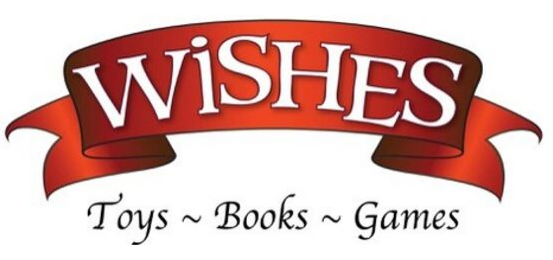 Wishes Toys Books Games Logo