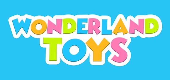 Wonderland Toys Logo