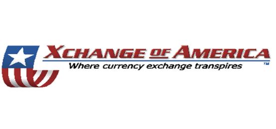 XCHANGE OF AMERICA Logo