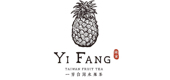 Yi Fang Taiwan Fruit Tea                 Logo