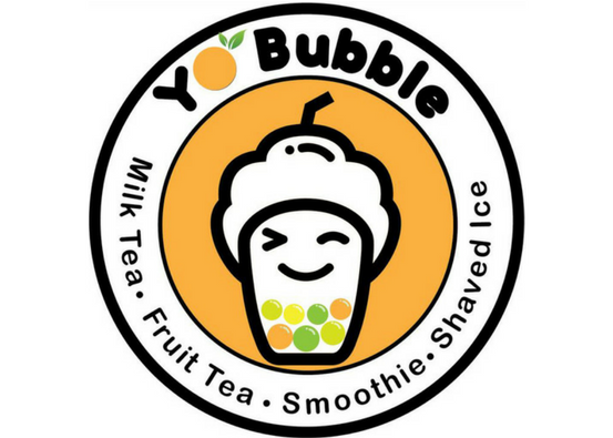 Yo Bubble logo