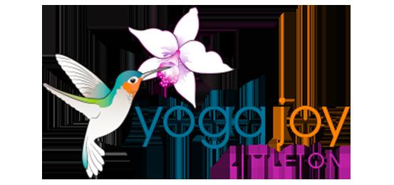 Yoga Joy Littleton Logo