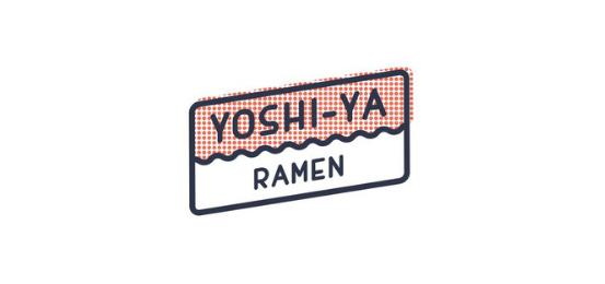 YOSHI-YA RAMEN Logo