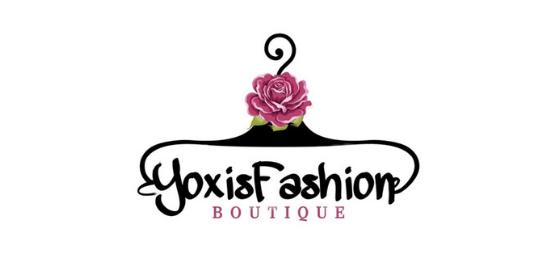 Yoxi's Fashion Boutique Logo