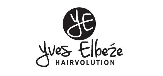 Yves Elbéze HAIRVOLUTION Logo